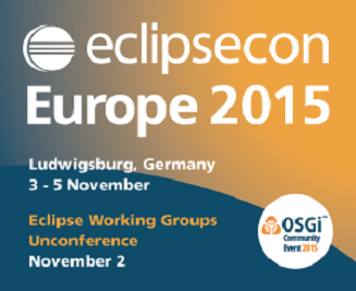 EclipseCon Europe 2015
