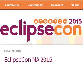 EclipseCon NA 2015