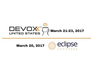 ECLIPSE CONVERGE & DEVOXX US 2017