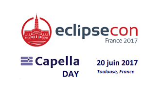 Full dedicated day to Capella at EclipseCon France Unconference 2017