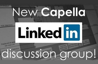 New Capella discussion group in Linkedin
